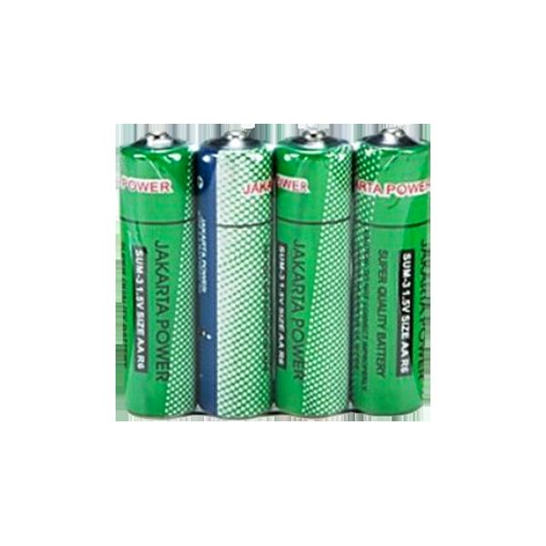 3號/4號環保碳鋅乾電池 現貨 當天出貨 4號電池 一組4入 AAA電池 乾電池 碳鋅電池【刀鋒】