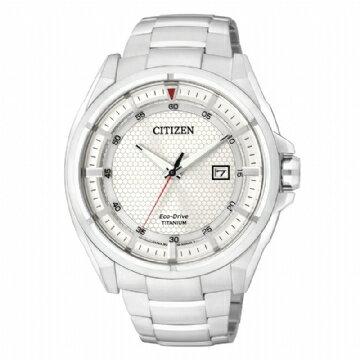 CITIZEN 極致選擇鈦光動能腕錶 AW1401~50A