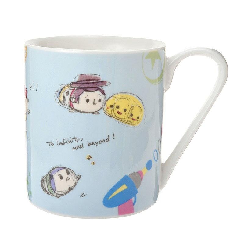 【真愛日本】16030400036 專賣店馬克杯TSUM-TOYS 迪士尼專賣店限定 馬克杯 水杯 茶杯
