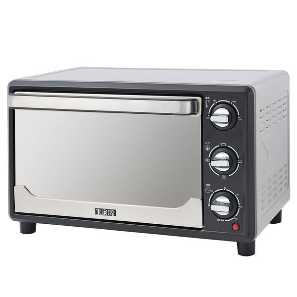【威利家电】大家源 镜面电烤箱 23L TCY-3823