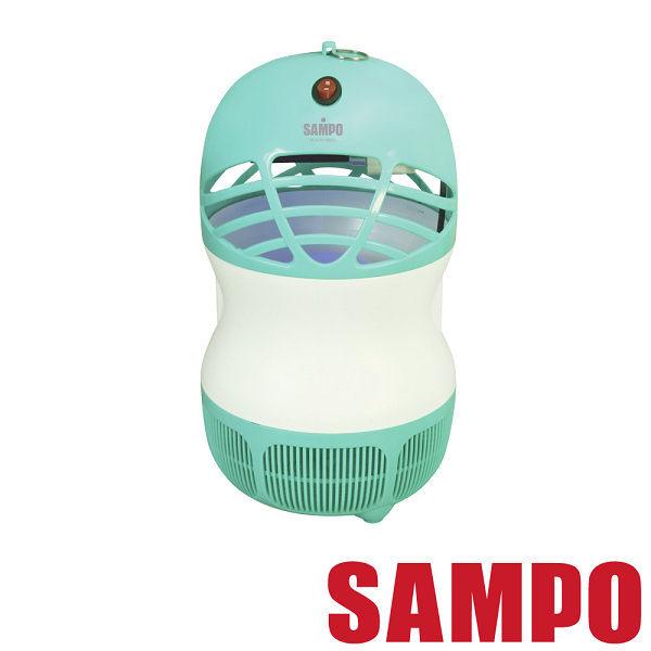 【威利家電】SAMPO聲寶 光觸媒吸入式捕蚊燈 MLS-W1105CL