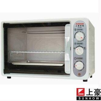 【威利家電】 【分期0利率+免運】上豪30L旋風大烤箱 OV-3088