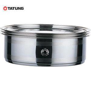 【威利家电】TATUNG 大同 TAC-S03 不锈钢蒸笼 适用6人份电锅
