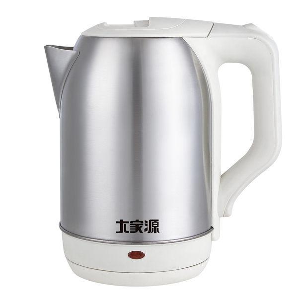 【威利家電】 【分期0利率+免運】大家源 1.8L 不鏽鋼寬口快煮壺 TCY-2648