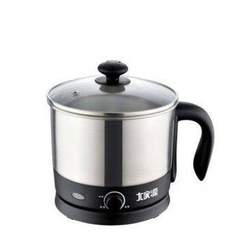 【威利家電】 【分期0利率+免運】大家源1.2L 304不鏽鋼美食鍋 TCY-2741