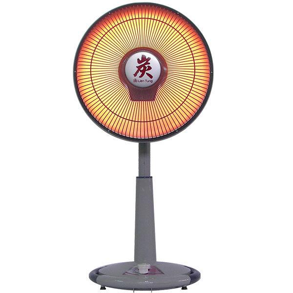 聯統14吋桌立型炭素電暖器 LT-899