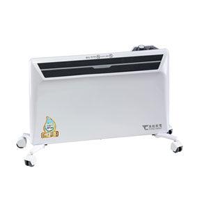 【威利家電】【刷卡分期0利率+免運】台灣製造 東銘對流式防潑水電暖器 可壁掛 TM-3712