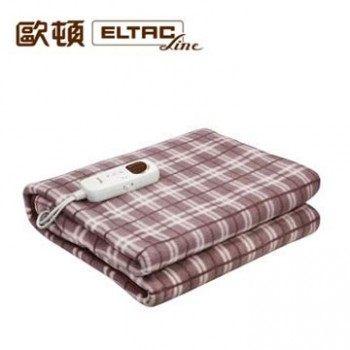 歐頓微電腦溫控雙人電熱毯 ~安檢合格 毯身可水洗~EEH-B06