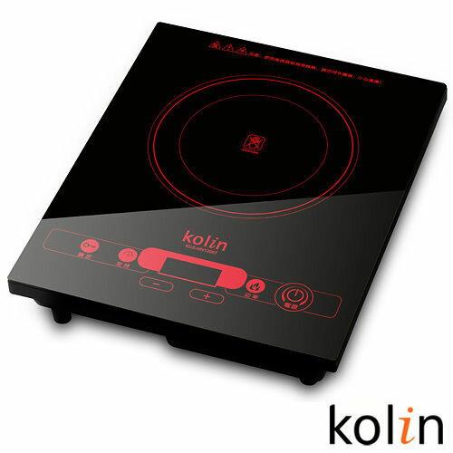 【威利家電】【分期零利率+免運】歌林Kolin-觸控式微晶電陶爐 / 電磁爐 KCS-MN1206T ~不挑鍋~
