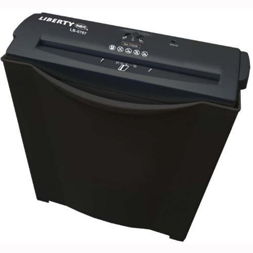 【威利家電】【分期0利率+免運】利百代 直條式碎紙機LB-0707