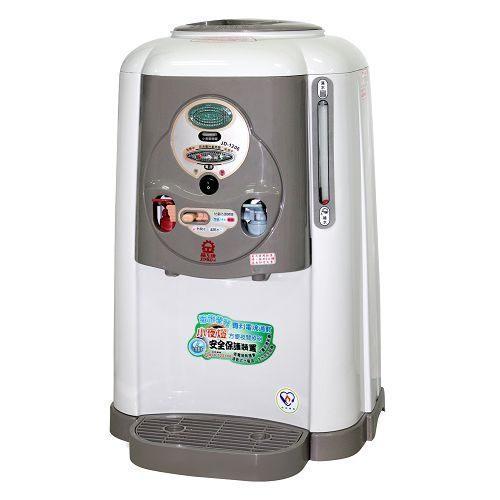 【威利家電】【分期0利率+免運】晶工牌(8公升)全開水式溫熱開飲機 JD-1206