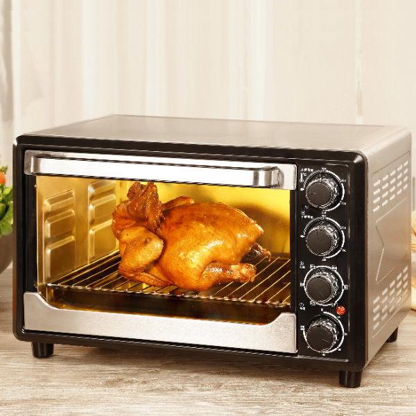 威利家電:【威利家電】【分期0利率+免運】鍋寶33L雙溫控不鏽鋼旋風烤箱(OV-3300)