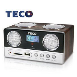 【威利家電】 【分期0利率+免運】東元 USB/SD/MP3/FM隨身音響 (XYFSP001)