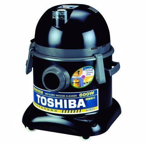 【威利家电】【分期0利率+免运】TOSHIBA东芝干湿两用吸尘器 TVC-1015