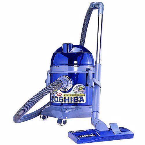 【威利家电】【分期0利率+免运】TOSHIBA 东芝干湿吸尘器 自动收线功能 (TVC-2215)