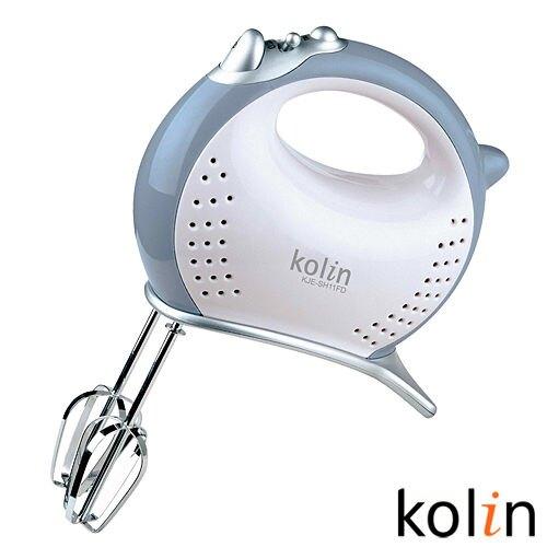 【威利家電】【分期零利率+免運】歌林Kolin-手持歐式攪拌機/打蛋器/攪拌棒 KJE-SH11FD