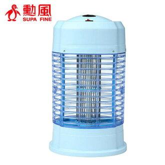 【威利家電】【刷卡分期零利率+免運費】勳風 6W捕蚊燈 HF-8026