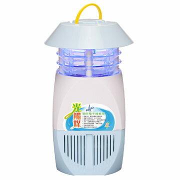 【威利家電】伊娜卡光觸媒吸入式捕蚊燈ST-0911