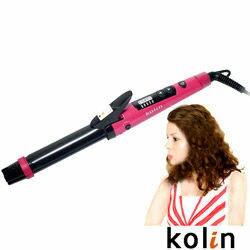 【威利家電】【刷卡分期零利率+免運費】 KOLIN歌林溫控2合1造型直髮捲髮棒KHR-R02