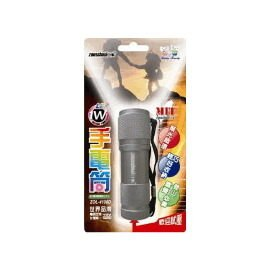 【威利家電】【刷卡分期零利率+免運費】 ZOL-4100D 1W LED手電筒