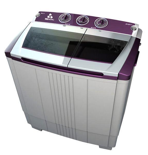 【威利家電】【刷卡分期零利率+免運費】晶華5.2KG節能雙槽洗滌機/洗衣機ZW-298SP