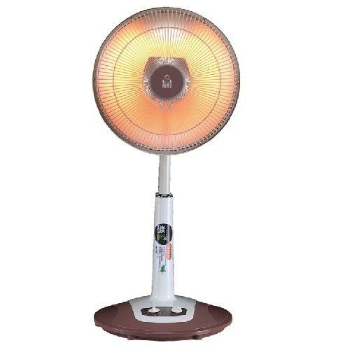 鄉村14吋碳素燈電暖器 S-3480T ~碳素 不耗氧~
