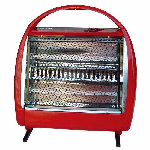 華信手提式石英電暖器 HR-1639