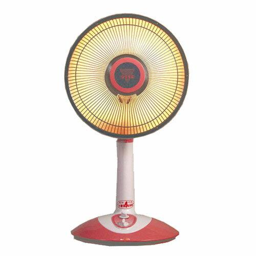 華信12吋桌立鹵素燈電暖器(可伸縮、可旋轉) HR-1299T /HR1299T 台灣製造