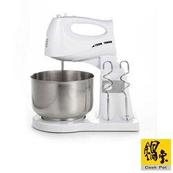 【威利家電】鍋寶 手提/立式兩用美食調理攪拌機 HA-3018 不鏽鋼新款