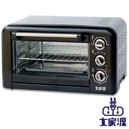 【威利家電】【分期0利率+免運】大家源25公升歐風大烤箱 TCY-3825