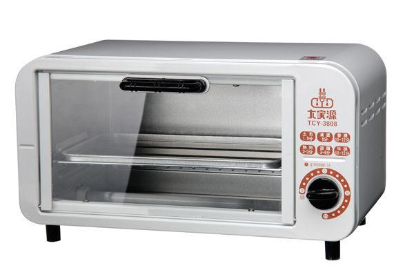 【威利家電】大家源8公升電烤箱TCY-3808/TCY3808