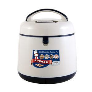 【威利家電】【刷卡分期零利率+免運費】 YAMASAKI山崎家電2.5L多功能燜燒鍋(SK-25BN)