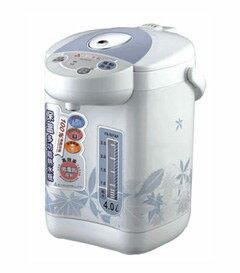 【威利家電】【刷卡分期零利率+免運費】元山4公升電動給水電熱水瓶YS-537AP
