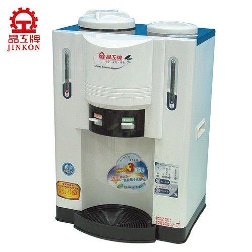 【威利家電】【刷卡分期零利率+免運費】晶工牌 JD-3602 溫熱全自動開飲機