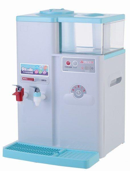【威利家電】【刷卡分期零利率+免運費】元山蒸氣式溫熱開飲機 YS-861DW