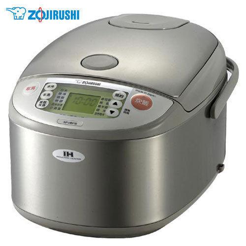 【威利家電】【刷卡分期零利率+免運費】日本象印6人份IH真空豪熱沸騰電子鍋 NP-HBF10