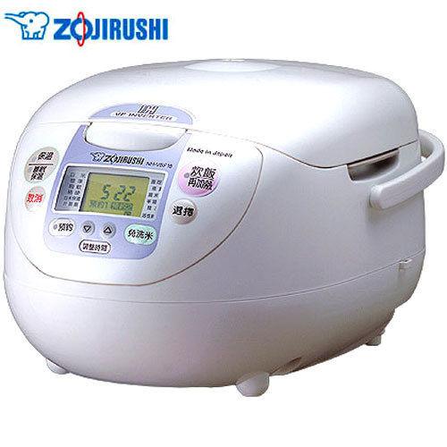 【威利家電】【刷卡分期零利率+免運費】日本象印10人份IH微電腦電子鍋NH-VCF18