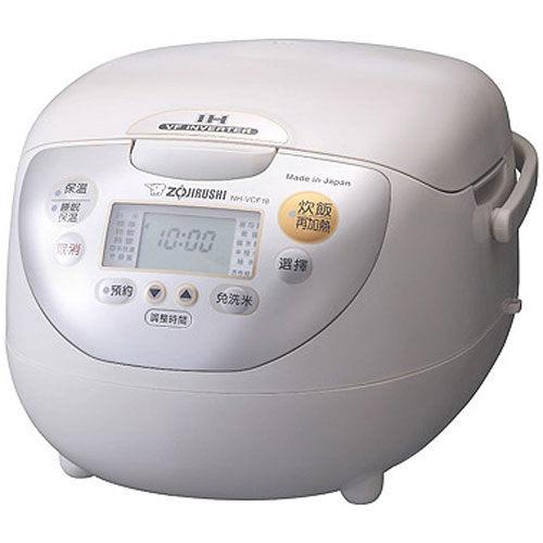 【威利家電】【刷卡分期零利率+免運費】日本象印6人份IH微電腦電子鍋 NH-VCF10
