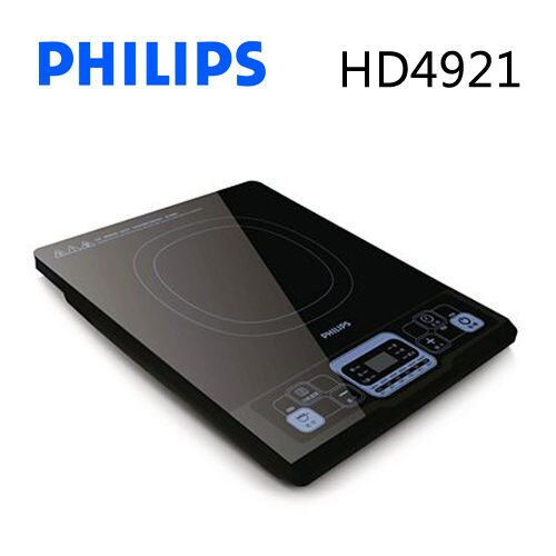 【威利家電】【刷卡分期零利率+免運費】PHILIPS 飛利浦 智慧變頻電磁爐 HD4921