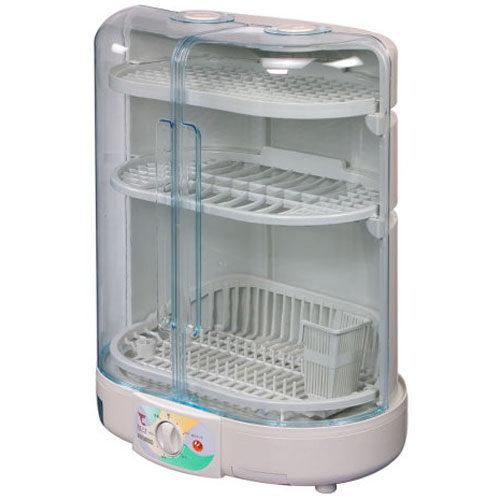 【威利家電】【刷卡分期零利率+免運費】東銘 三層直立式溫風烘碗機 TM-7702