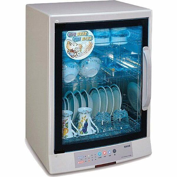 【威利家電】名象三層紫外線殺菌烘碗機TT-889TT889