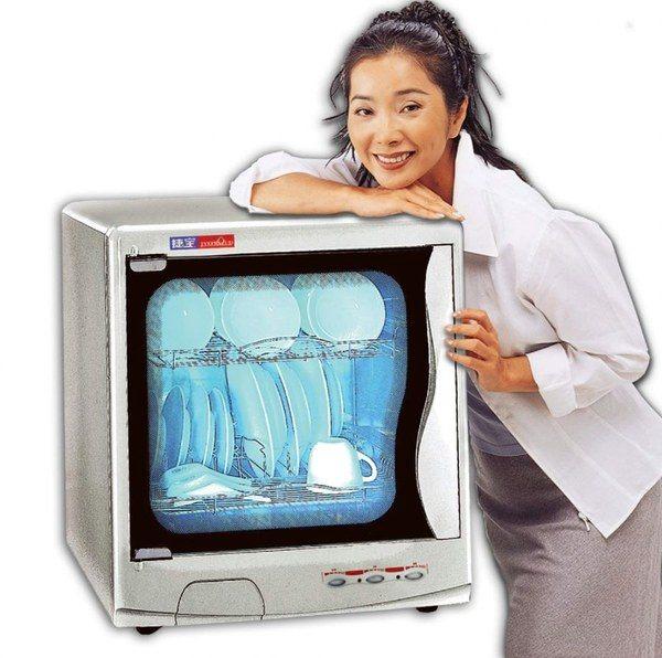 【威利家電】捷寶(二層)紫外線殺菌烘碗機 . JDD2902