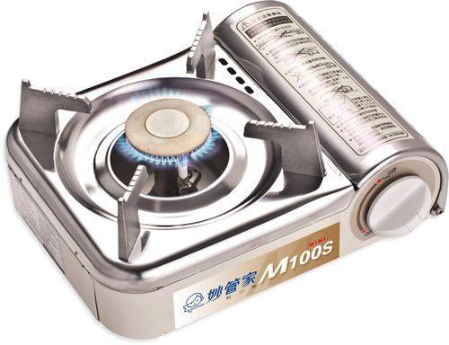 【威利家電】【分期零利率+免運】妙管家 輕巧迷你爐瓦斯爐 M100S 有現貨