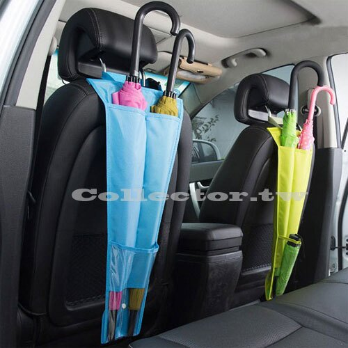 【T14062401】車用雨傘收納掛袋 雨傘收納袋 雨天車上必備小物