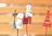 超可愛 小狗 / 狗狗 / 小白狗 鐵桿花插《 3款任選 》★ 夢想家精品生活家飾 ★ - 限時優惠好康折扣