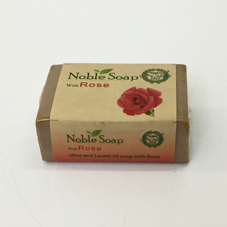 敘利亞手工皂【香桂綠皂】橄欖油月桂精油--玫瑰花草精油皂
