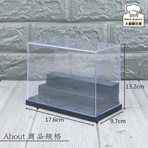 聯府13R公仔陳列盒公仔盒公仔展示盒模型展示盒DB-13-大廚師百貨 3