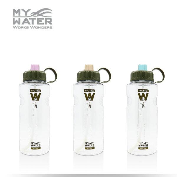 MYWATER水多多大容量水壺系列
