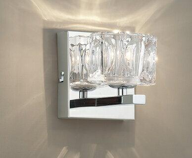 燈飾燈具【燈王的店】水晶壁燈 鏡面鋼板 /玻璃  附燈泡 ☆ 91691/W1