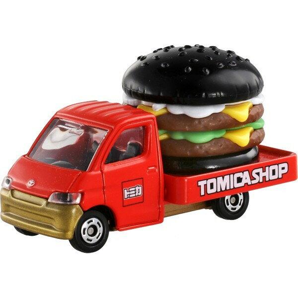 【真愛日本】16051200035日本限定TOMY小車-漢堡貨車 TAKARA TOMY多美小汽車 小車 模型 收藏 玩具